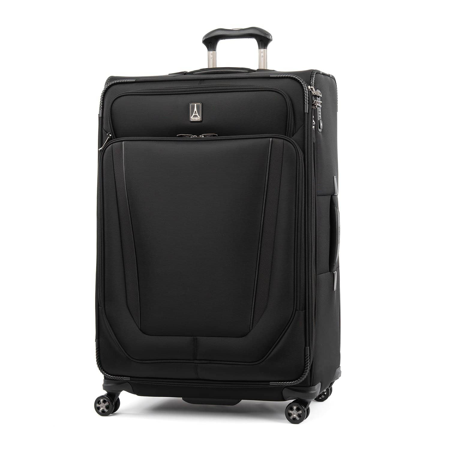 """Travelpro Crew™ Versapack™ 29"""" Expandable Spinner Suiter JET BLACK"""