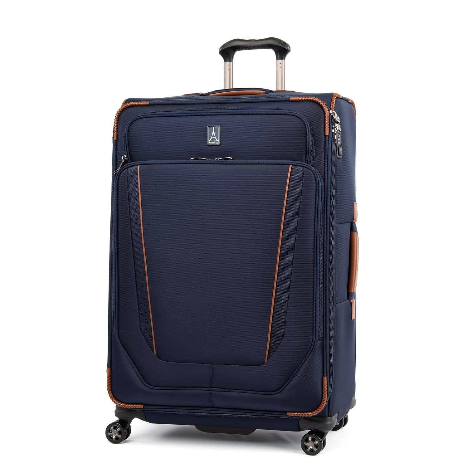 """Travelpro Crew™ Versapack™ 29"""" Expandable Spinner Suiter PATRIOT BLUE"""