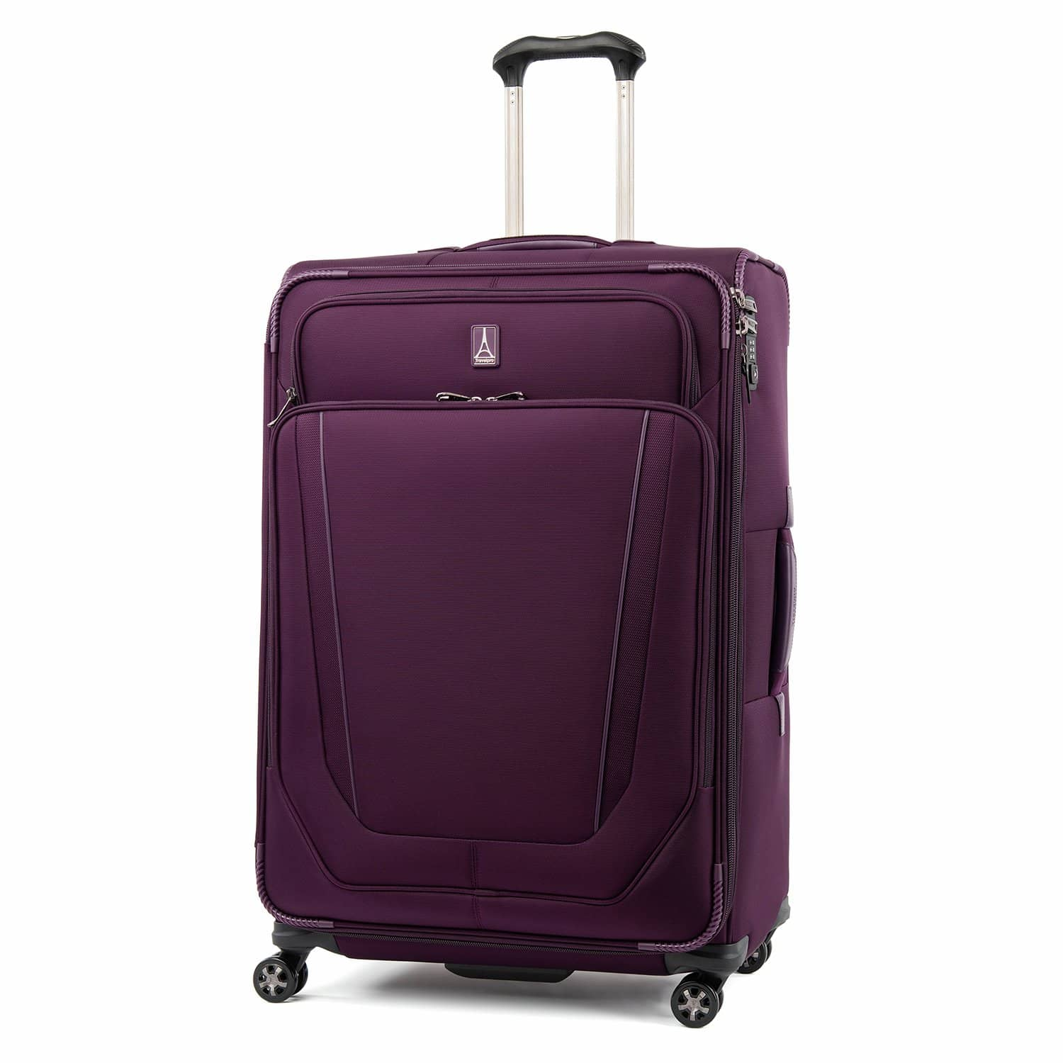 """Travelpro Crew™ Versapack™ 29"""" Expandable Spinner Suiter PERFECT PLUM"""