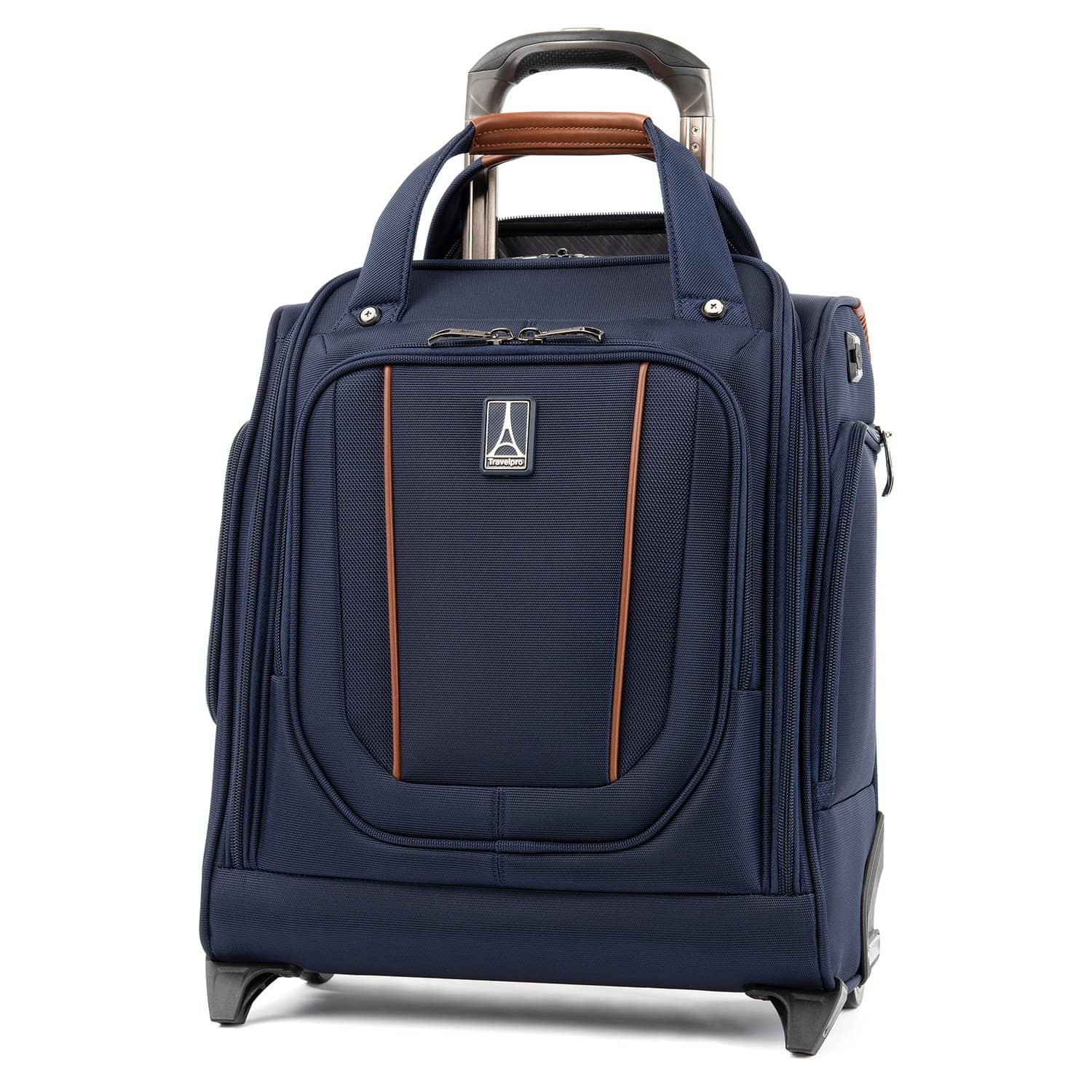Travelpro Crew™ Versapack™ Rolling Underseat Carry-on PATRIOT BLUE