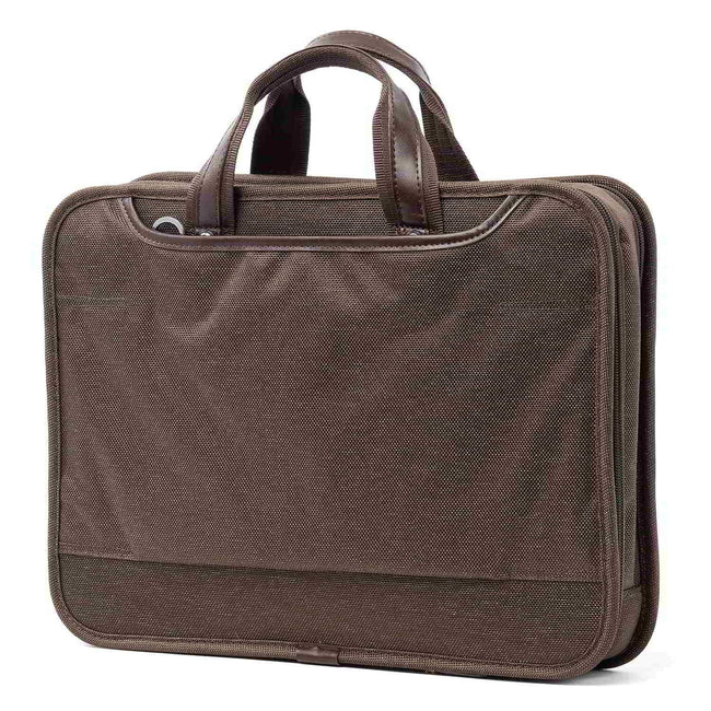 Travelpro Platinum Elite Slim Business Brief, Rich Espresso