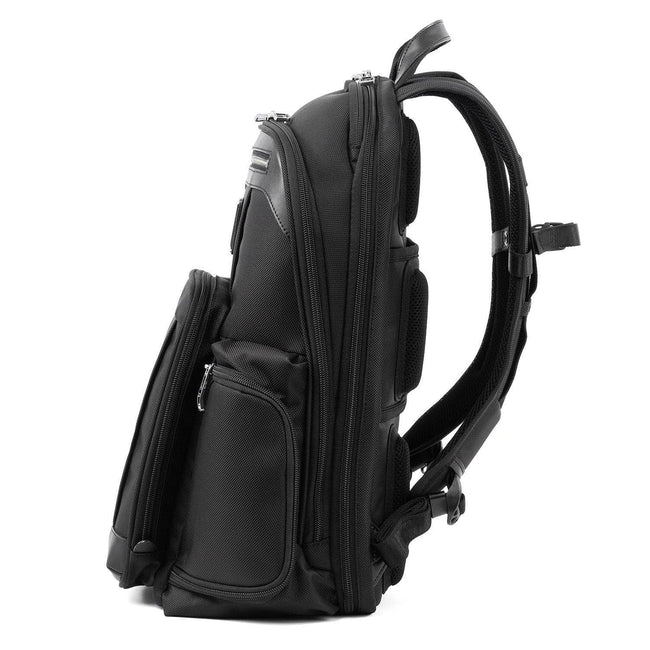 Travelpro Platinum Elite Business Backpack, Shadow Black