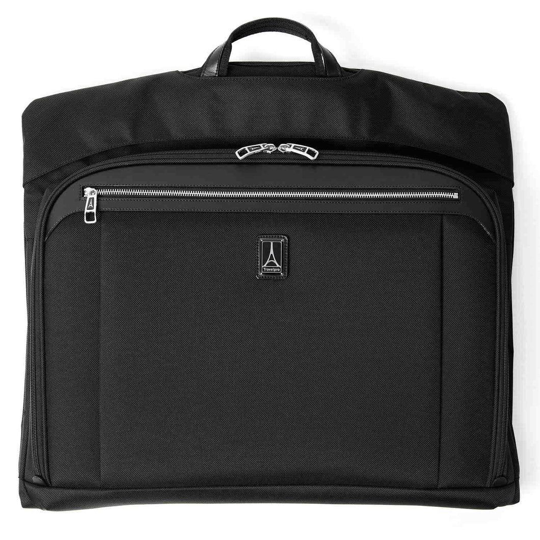 Travelpro Platinum Elite Carry-on Bi-fold Garment Valet Bag, Shadow Black