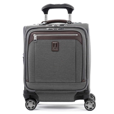 Travelpro Platinum Elite Carry-on Spinner Tote, Vintage Grey