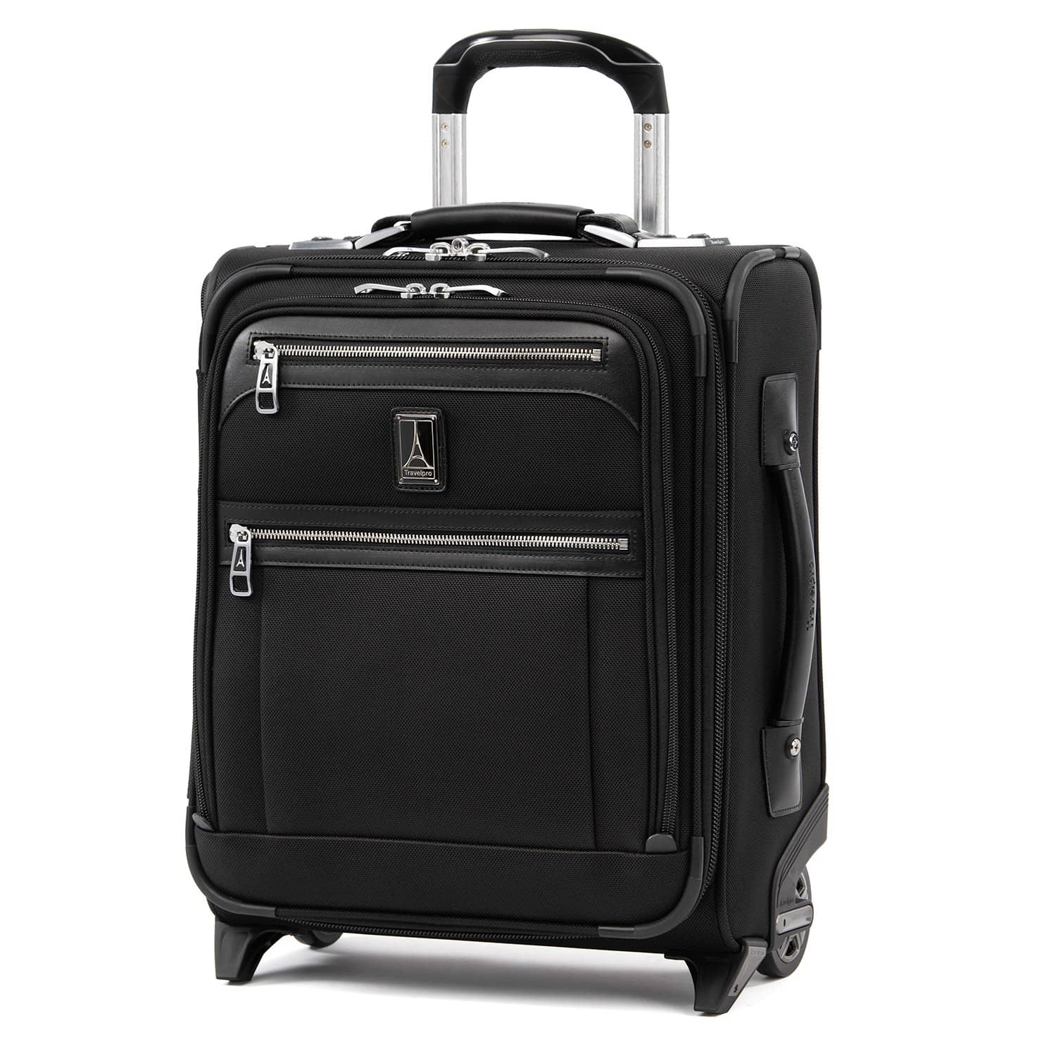 Travelpro Platinum® Elite Regional Carry-on Rollaboard® SHADOW BLACK
