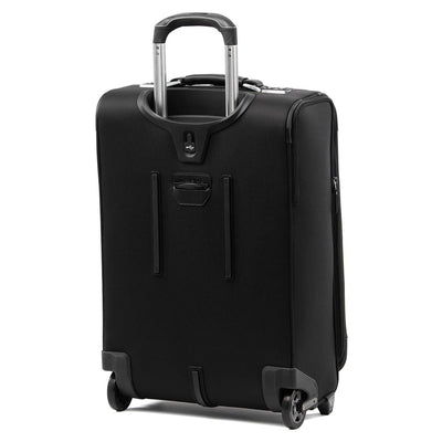 "Travelpro Platinum Elite 22"" Expandable Rollaboard, Shadow Black"