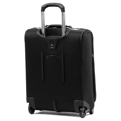 Travelpro Platinum Elite International Expandable Carry-on Rollaboard, Shadow Black