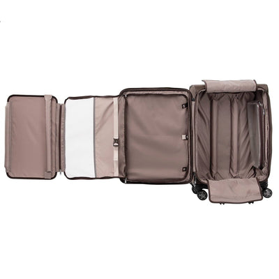 "Travelpro Platinum Elite 25"" Expandable Checked Spinner, Rich Espresso"
