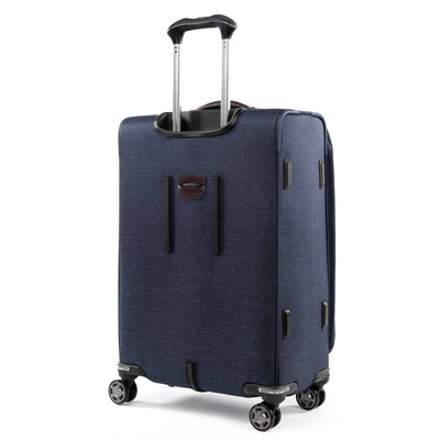 "Travelpro Platinum Elite 25"" Expandable Checked Spinner, True Navy"