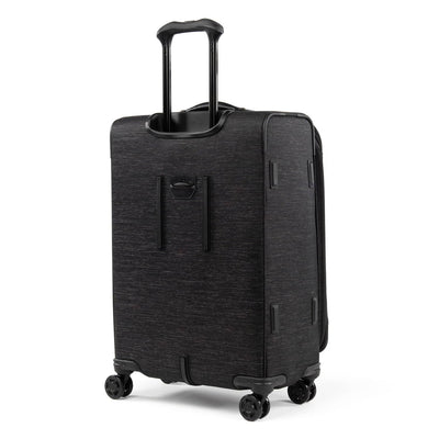 "Travelpro Platinum Elite 25"" Expandable Checked Spinner, Intrigue Black"