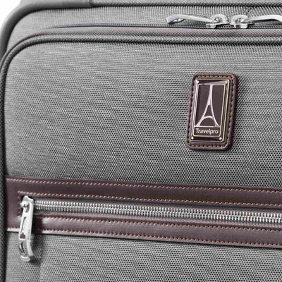 "Travelpro Platinum Elite 29"" Expandable Spinner, Vintage Grey"