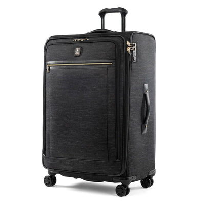 "Travelpro Platinum Elite 29"" Expandable Spinner, Intrigue Black"