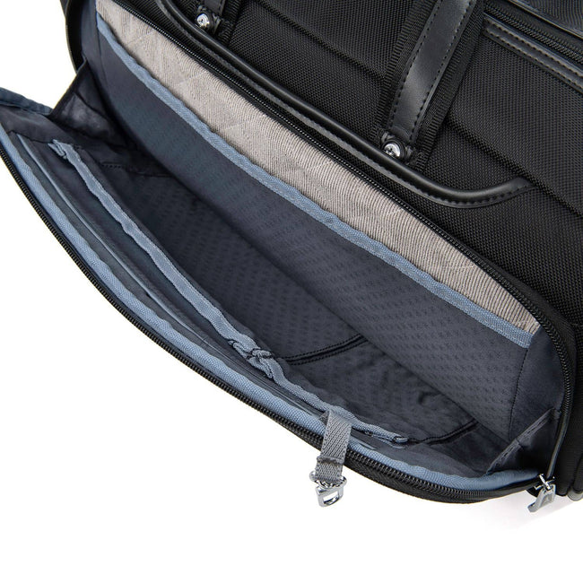 Travelpro Platinum Elite Regional UnderSeat Duffel Bag, Shadow Black