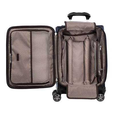 "Travelpro Platinum Elite 20"" Expandable Business Plus Carry-On Spinner, True NavyTravelpro Platinum Elite 20"" Expandable Business Plus Carry-On Spinner, True Navy"