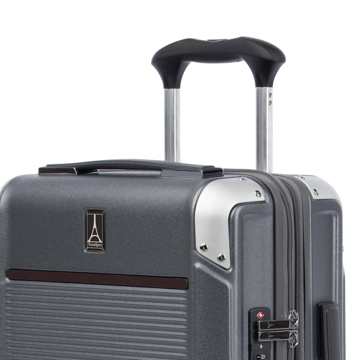 Platinum® Elite Compact Carry-On Expandable Hardside Spinner