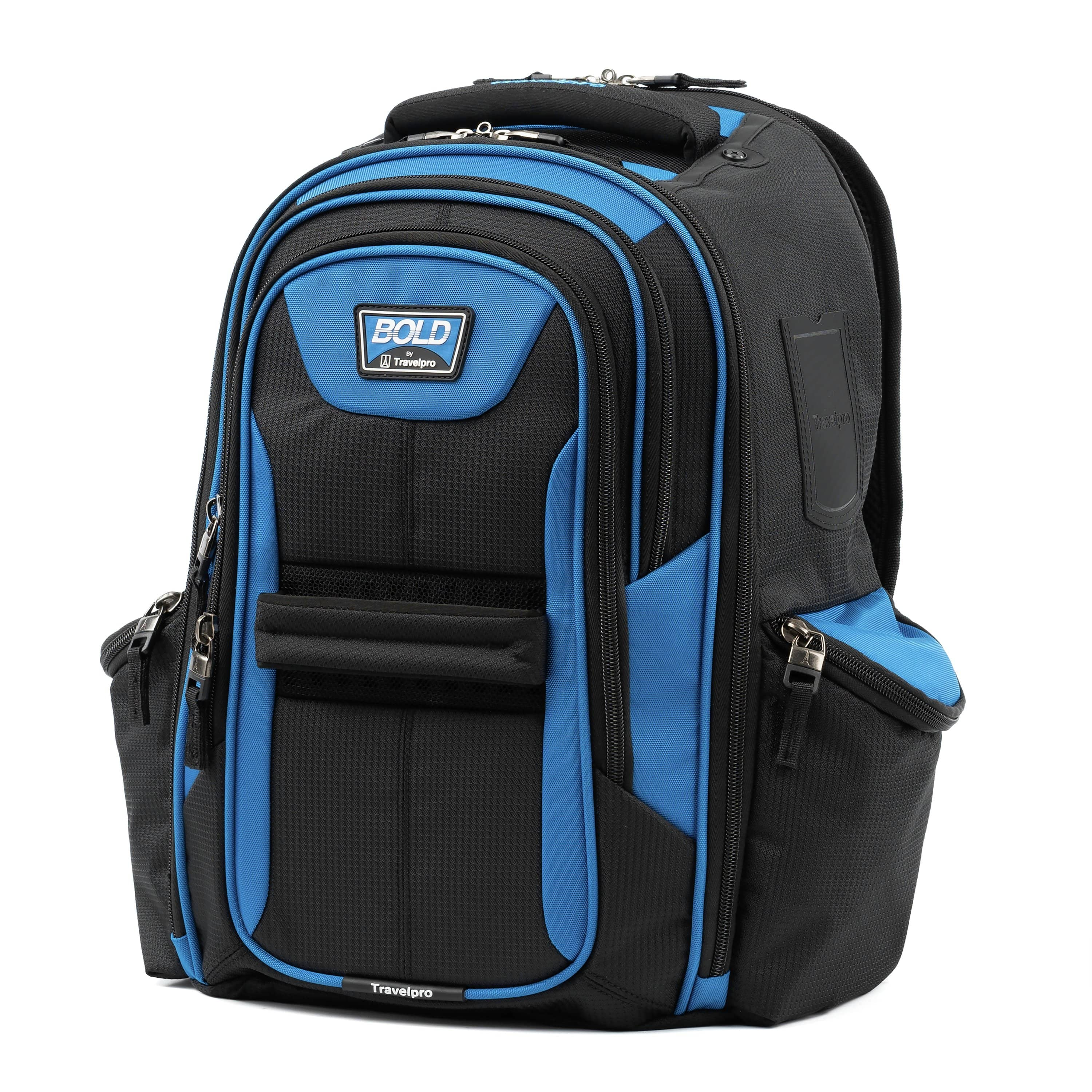 Travelpro Bold™ By Travelpro® Computer Backpack BLUE BLACK