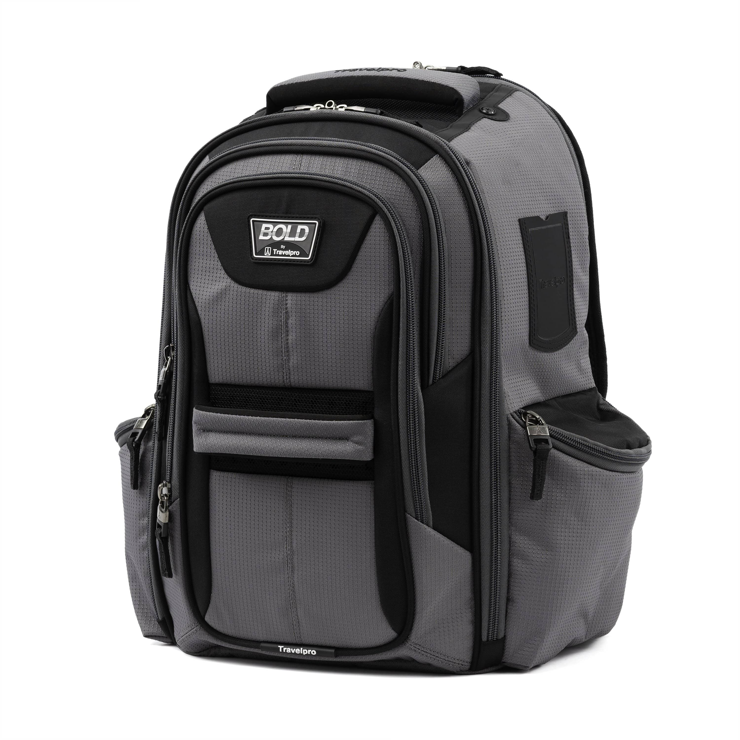 Travelpro Bold™ By Travelpro® Computer Backpack GRAY BLACK