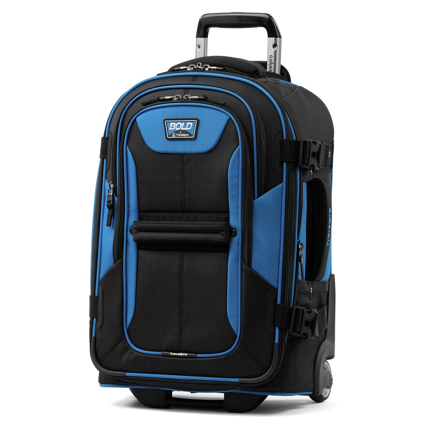 "Travelpro Bold™ By Travelpro® 22"" Expandable Rollaboard BLUE BLACK"