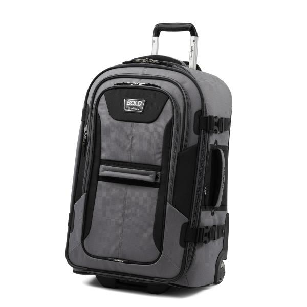 """Travelpro Bold™ By Travelpro® 25"""" Expandable Rollaboard GRAY BLACK"""