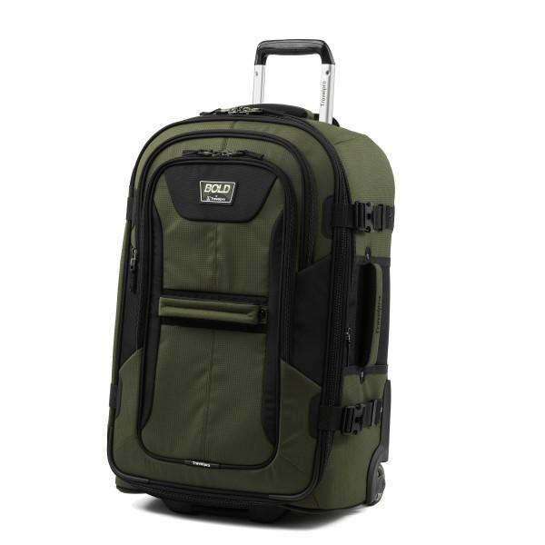 """Travelpro Bold™ By Travelpro® 25"""" Expandable Rollaboard OLIVE BLACK"""