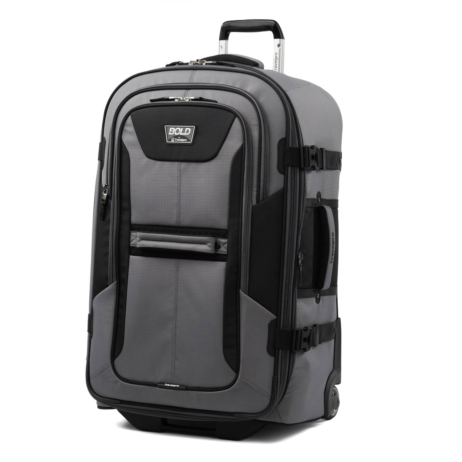 """Travelpro Bold™ By Travelpro® 28"""" Expandable Rollaboard GRAY BLACK"""