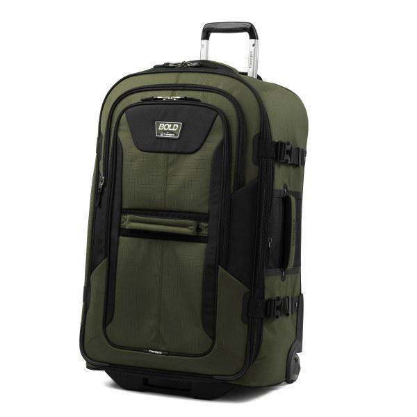 """Travelpro Bold™ By Travelpro® 28"""" Expandable Rollaboard OLIVE BLACK"""