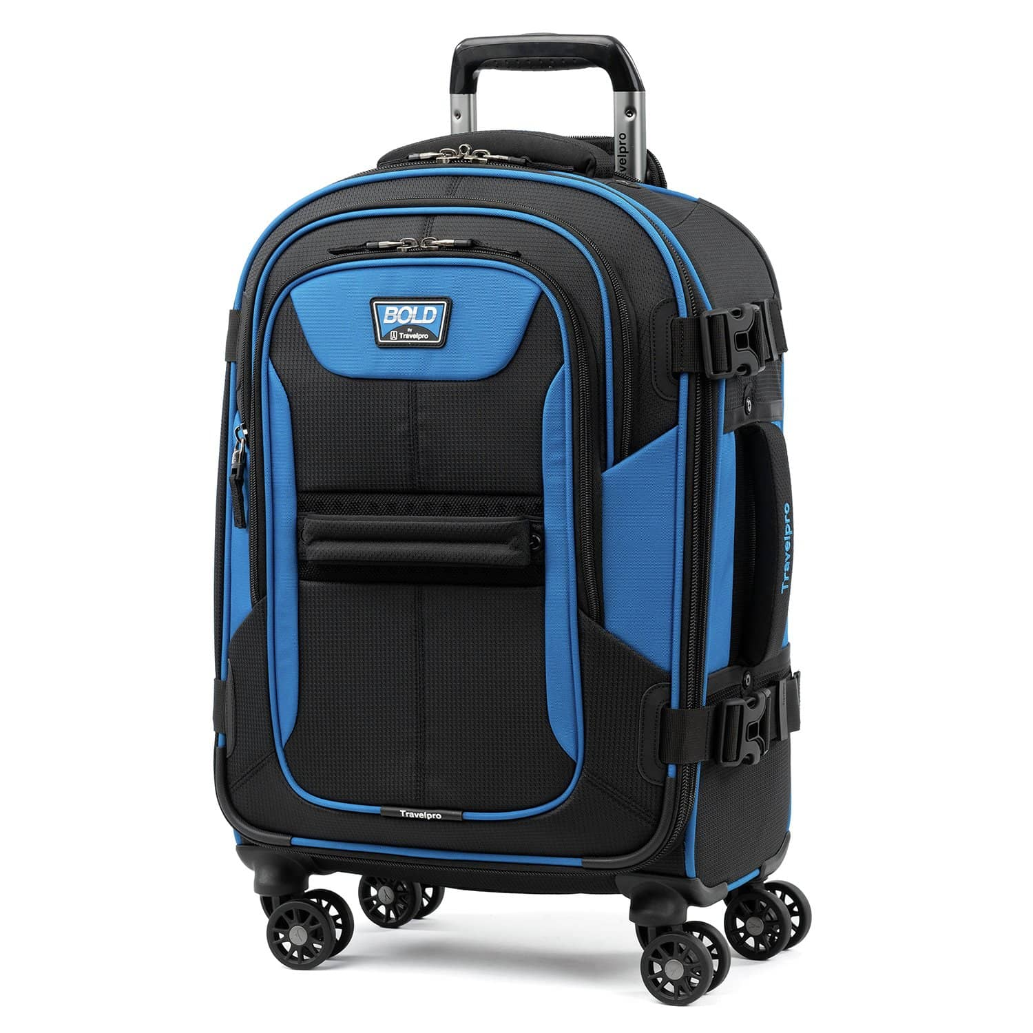 "Travelpro Bold™ By Travelpro® 21"" Expandable Spinner BLUE BLACK"