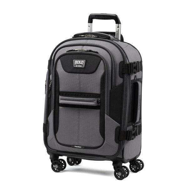 "Travelpro Bold™ By Travelpro® 21"" Expandable Spinner GRAY BLACK"