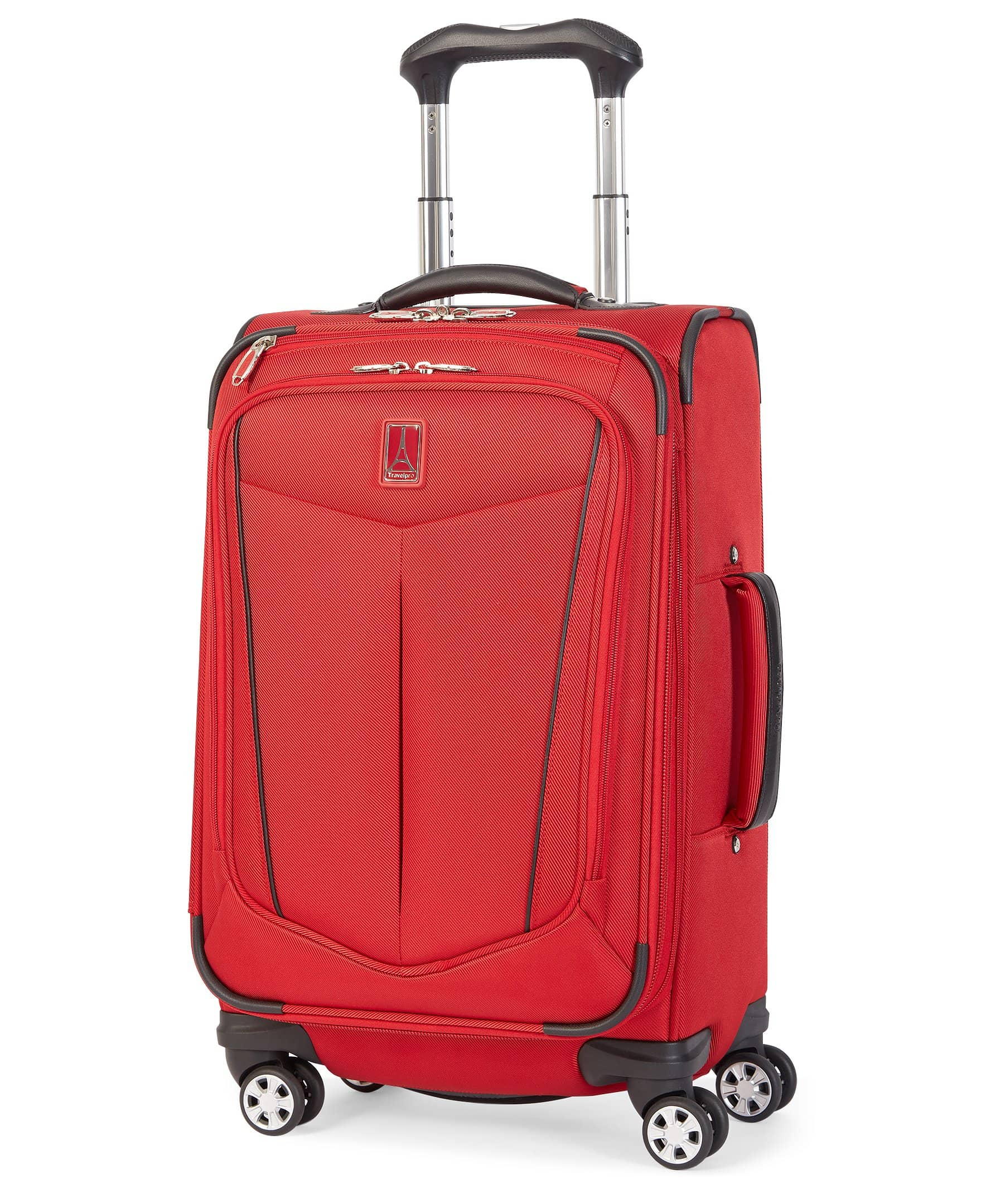 "Travelpro Nuance™ 21"" Expandable Spinner Scarlet Red"