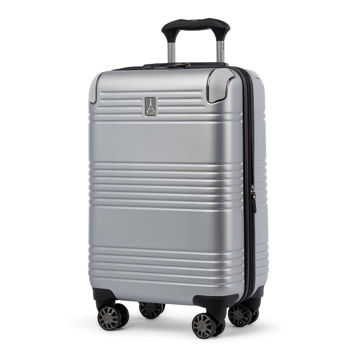Travelpro Roundtrip® Carry-on Expandable Spinner SILVER