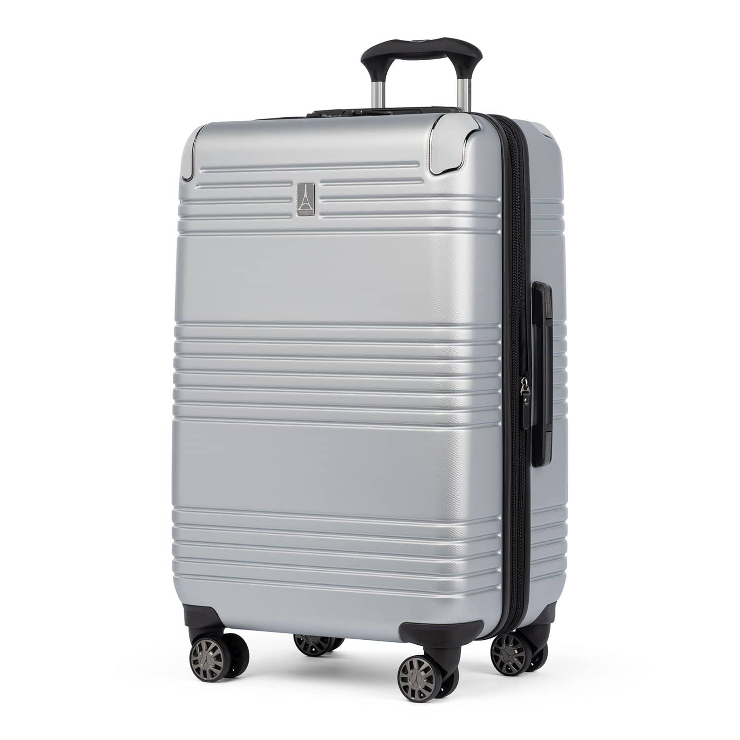 Travelpro Roundtrip® Medium Check-in Expandable Spinner SILVER