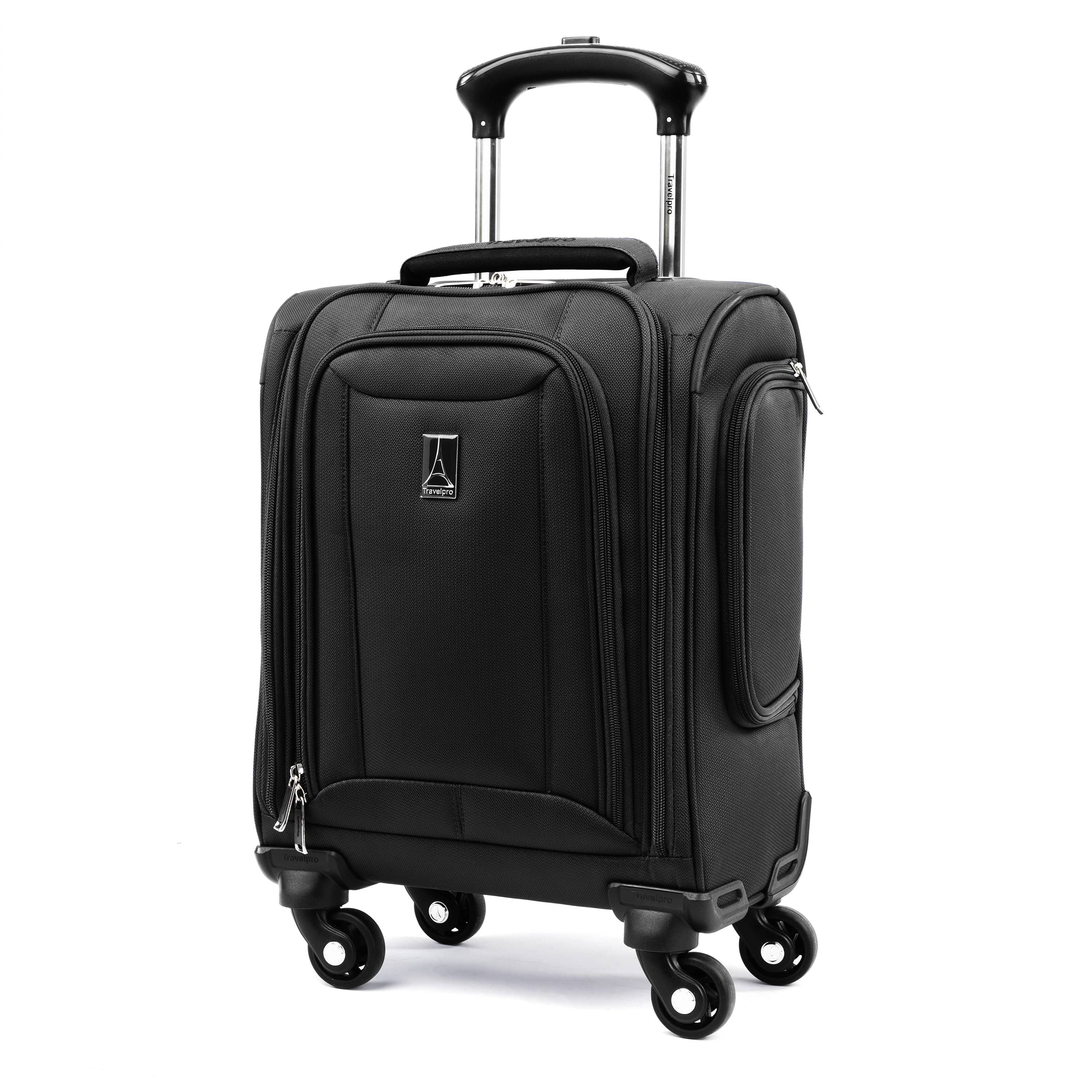 Travelpro Windspeed Select Underseat Spinner Carry-on BLACK