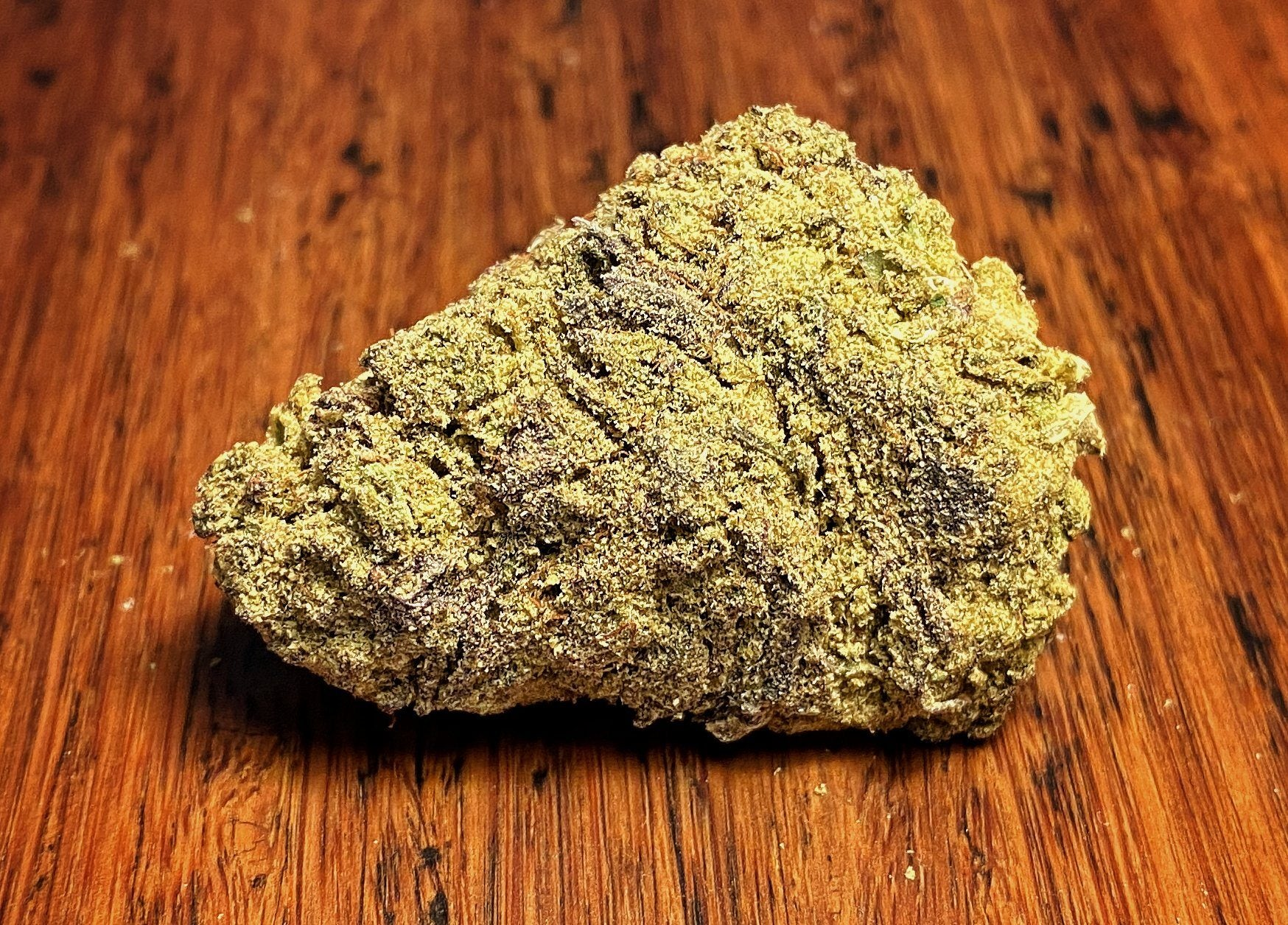 Kief Duster - CBD Hemp Flower - BackWoodz CBD
