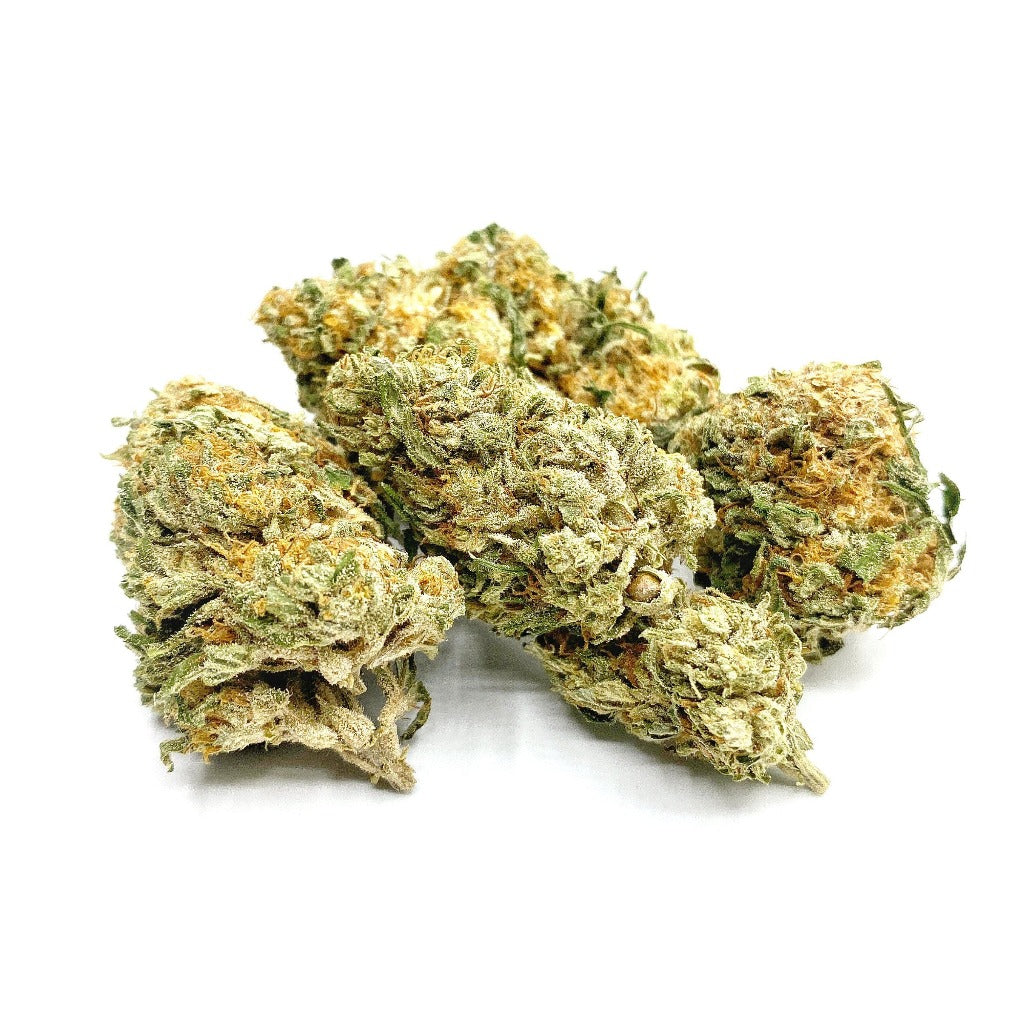Certified Organic White CBG Flower - BackWoodz CBD
