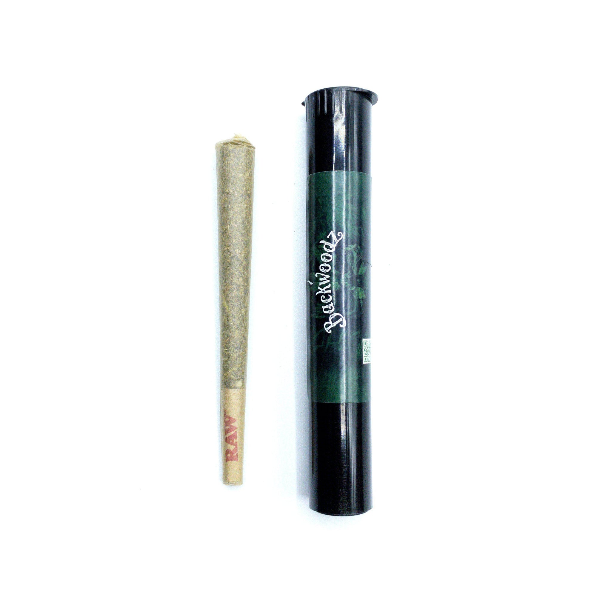 CBG Hemp Flower PreRolls - BackWoodz CBD