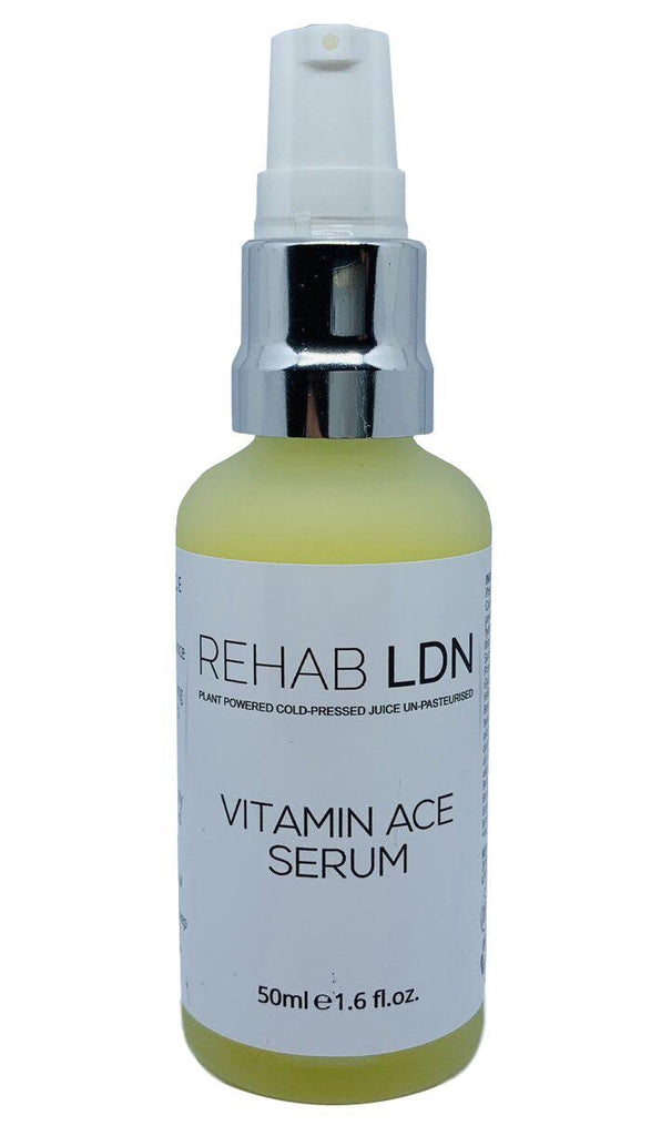 Vitamin ACE Facial Serum 50ml - Antioxidant Moisuriser