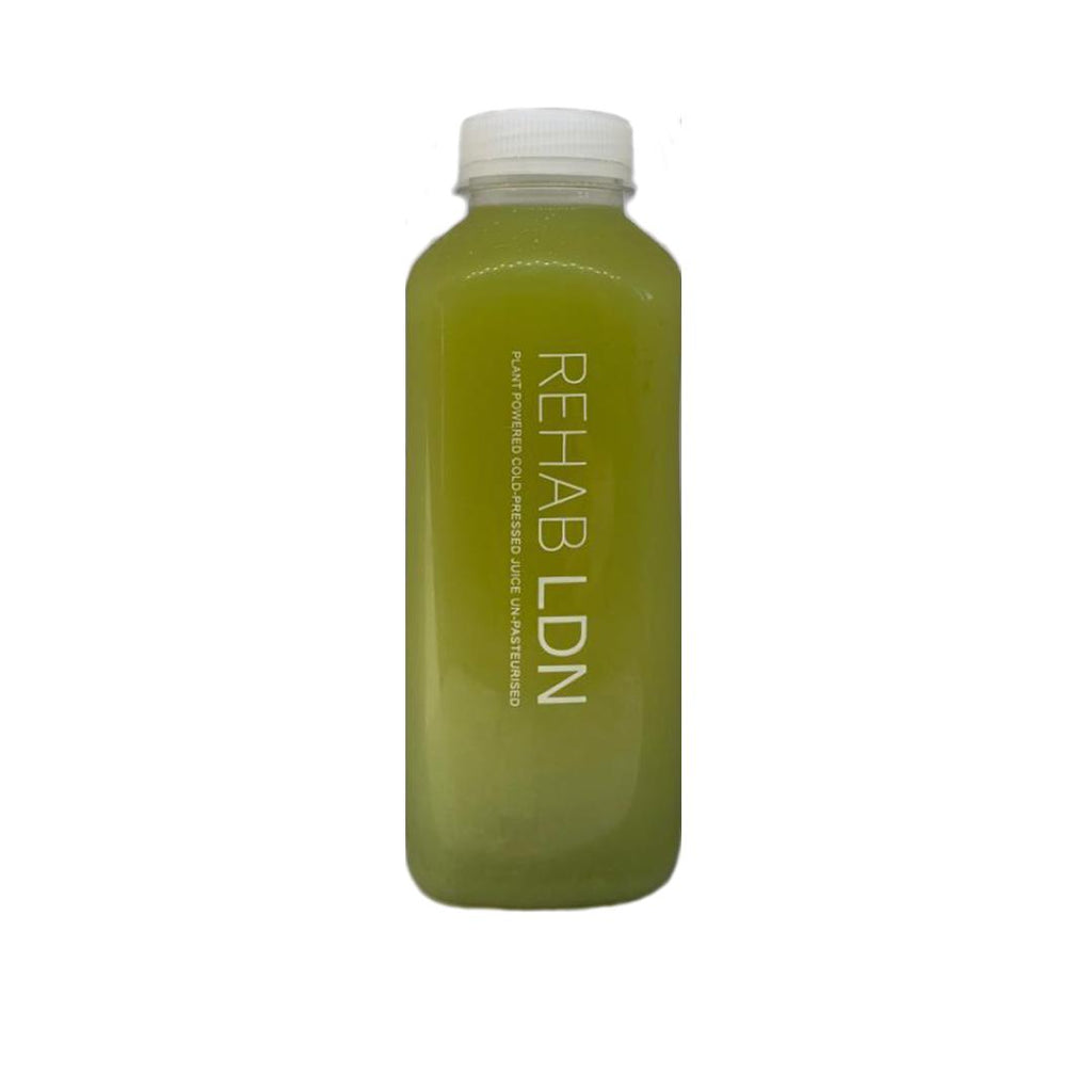 Rehab All Green Juice Cleanse