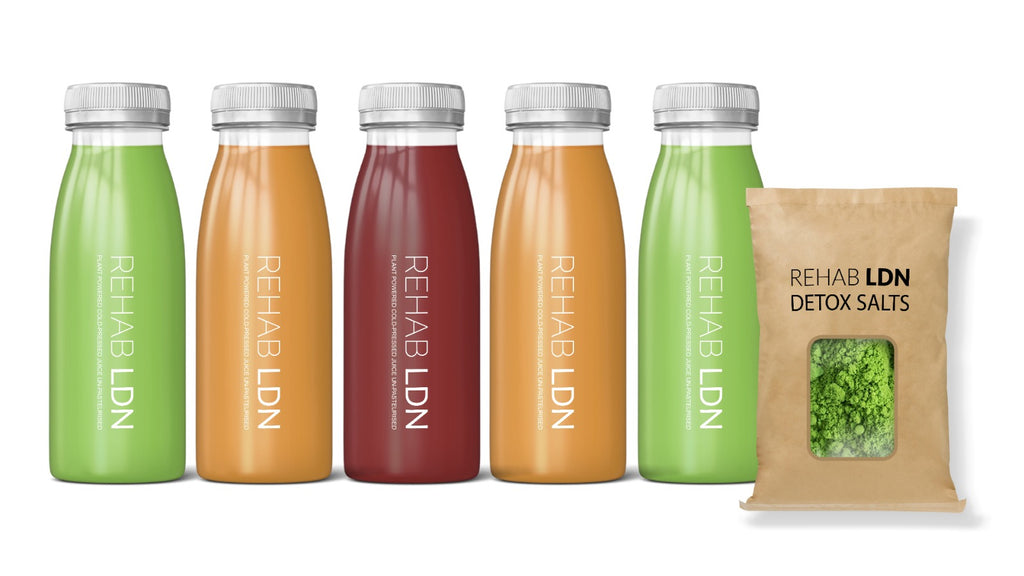 Rehab Signature Juice Cleanse