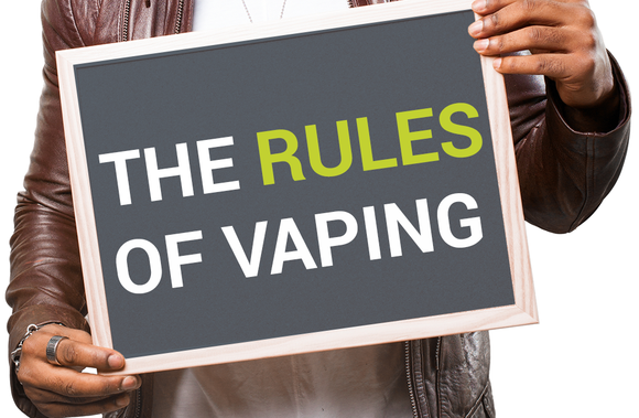 Vaping Rules In The UK