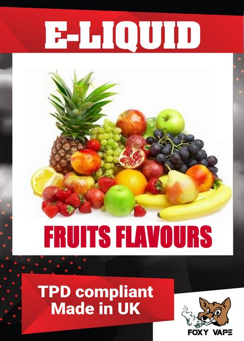 Fruits E-liquid