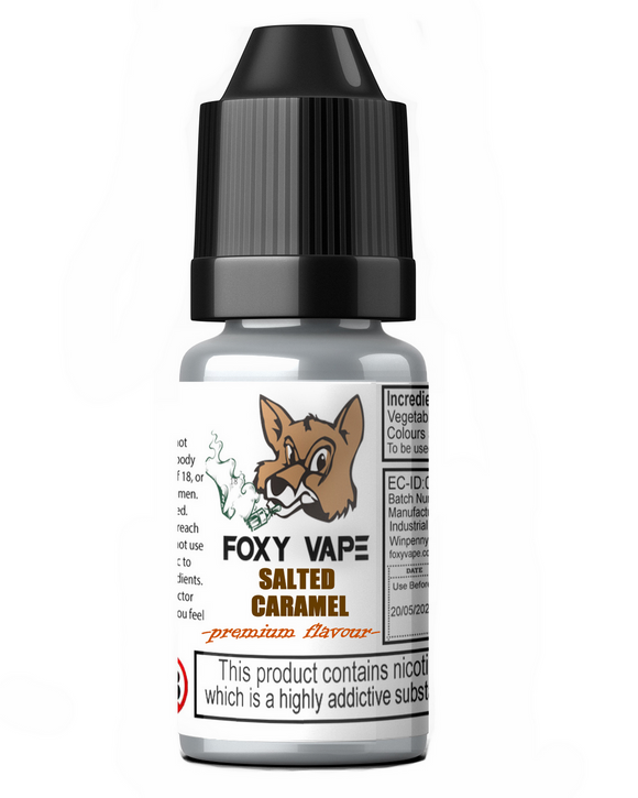 Salted Caramel E-liquid