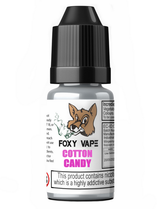 Cotton Candy E-liquid