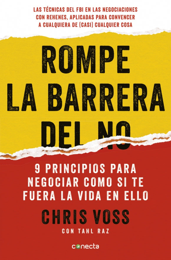 Rompe la barrera del no - Chris Voss