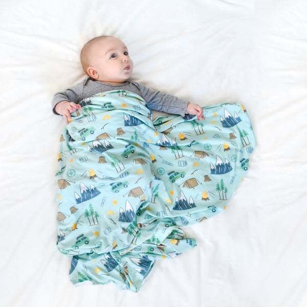 Outdoor Adventure Swaddle