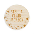 Custom Name Sign: Starry Dreams