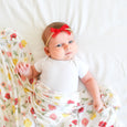 baby girl photography sweet bow headband