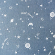 Extra Soft Stretchy Knit Swaddle Blanket: Starry Dreams