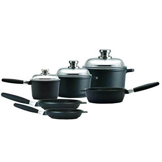 The BergHoff EuroCast Professional Cookware Chef Set Review