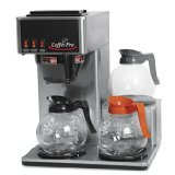 "Coffee Pro CFPCP3LB Coffee Makers, 18"" Length, 18"" Width, 12"" Height, 20 lb"