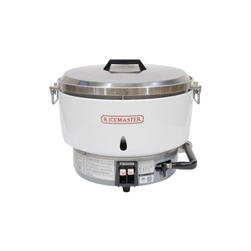 Town Food Service 55 Cup RiceMaster Natural Gas Rice Cooker